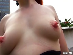 Bushy czech slut flore... from Sun Porno