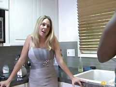 Xhamster - Mom and younger gal sh...