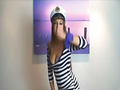 Cate h naughty sailor ...