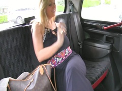 Voyeur Hit - Fake Taxi Ashley