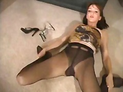 Charlie lane pantyhose... from Xhamster