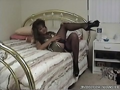 Vintage foot tease wit... from Xhamster