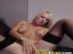 Sun Porno - Gorgeous busty blonde ...