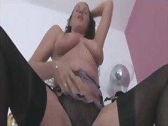 Marlyn in sexy lingerie from PornHub
