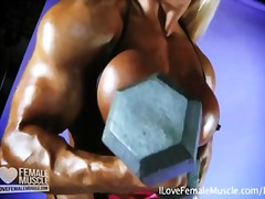 Huge female bodybuilde... from PornHub