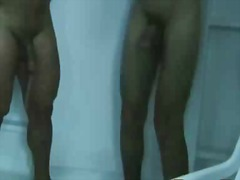 Cute hunks showering t... from BoyFriendTV