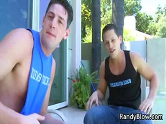 Gay clips of andrew an...
