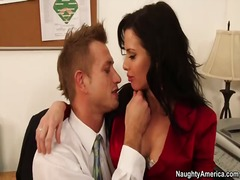 Big tit office girl ve... from Tube8
