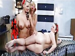Nikki benz, abbey broo... from Redtube
