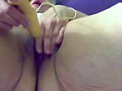 Sun Porno - Mature plays on cam wi...