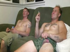 Filthy guys in tats wa... from BoyFriendTV