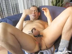 Hot cock stuffing