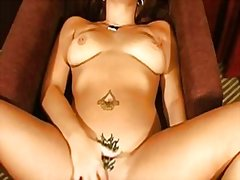 Natural tits pleasing ... from Redtube