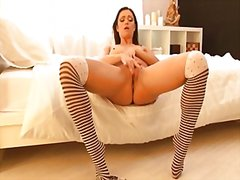 Alyssa reece playing w...