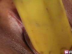 "Banana ""slit"" from PornHub"