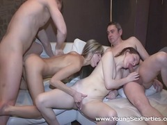 Young sex parties - sh... from Alpha Porno