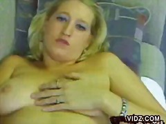 Voluptuous, blonde bri... from Over Thumbs