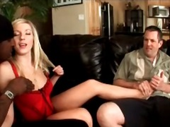 Her boyfriend watches ... from Alpha Porno