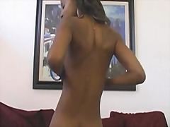 Ebony webcam playing from Xhamster