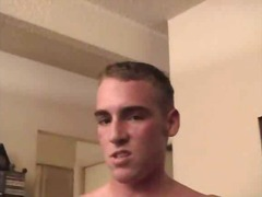 Guy in army uniform wh... from BoyFriendTV