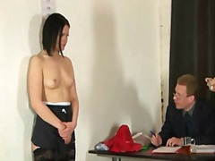 Dirty job interview fo... from Xhamster