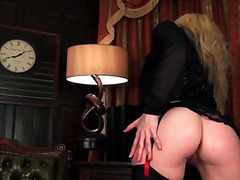 Alpha Porno - Classy stockings and g...