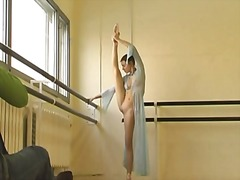 Xhamster - Very cute russian gymnast