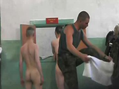 Nasty guys in uniform from BoyFriendTV