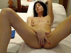 Mastubating milf from Xhamster