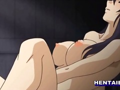 Japanese hentai maid s...
