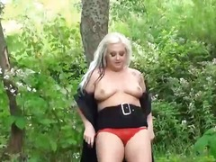 Blonde goth babes bbw ... from Ah-Me