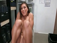 Rilynn rae strips from...