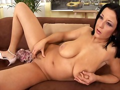 Saggy brenda solo from Xhamster