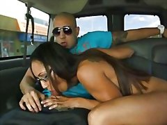 Joanna james bang bus ... from Redtube