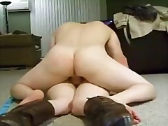 Finally fucked her ass