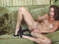Shaved malena morgan m...