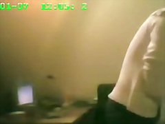 Raunchy security cam m...