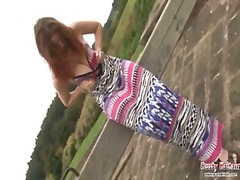 Summer sinn outdoor an... from PornHub