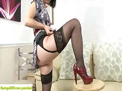 Horny milf amber clare...
