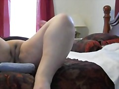 Private Home Clips - Homemade Dildo Masturb...
