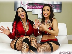 Amy Anderssen & Lisa A... from Vporn