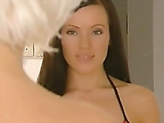 young wife seduces mot...