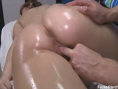 Sexy hot babe fucks an... from Ah-Me