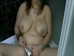 Fat Mature Woman Mastu... from Private Home Clips