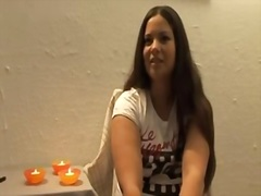 Private Home Clips - Lovely Chubby Girl Mak...