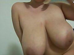 Natural tits amateur oral