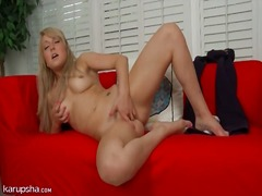 Finger fucking babe ha... from Alpha Porno