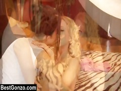 PornerBros - Two horny lesbians in ...