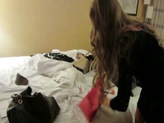 Tube8 - Samantha saint hotel b...