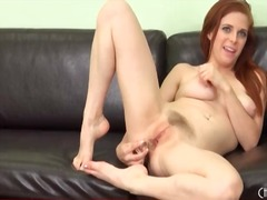 Hairy vagina penny pax... from Alpha Porno